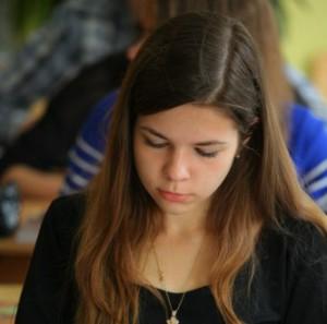 Ковалевич Виктория, студентка 2 курса ТюмГУ