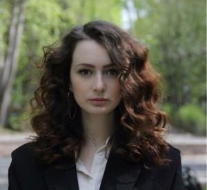 Мироненко Ольга, студентка 1 курса ТюмГУ.